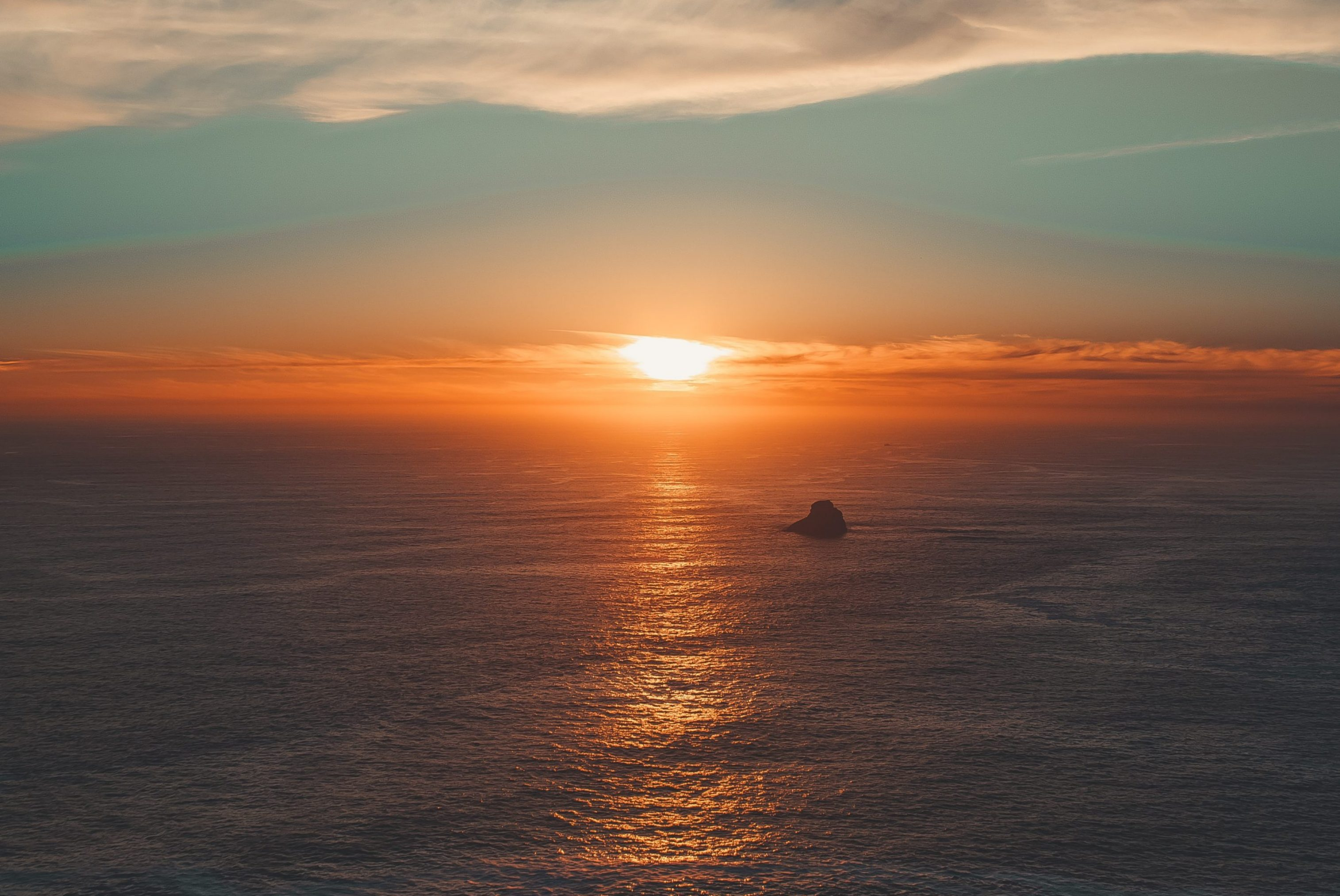 Sunset Photo by Ave Calvar on Unsplash